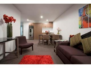 Furnished hotel apartment