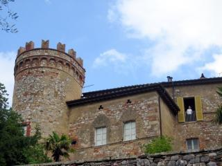 Tuscan Tower - A unique castle apartment - Montepulciano vacation rentals