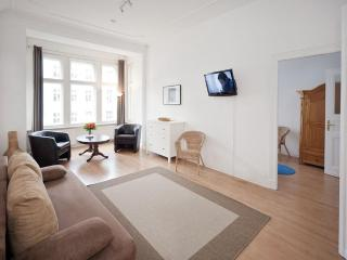 Family Apartment Schonhauser Allee in Berlin, Germany