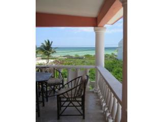 Second row from the Gulf, great views and breezes with no beachcombers at your front door