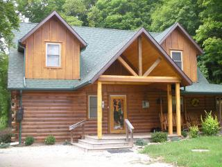 Beautiful Log Cabin - Indiana vacation rentals
