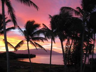 Aug. Avail:1 Bedrm Top Floor Ocean-Side Condo Wi-Fi - Kaunakakai vacation rentals