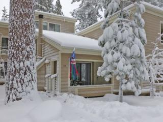Private Forest Pines Townhome Steps from Exclusive Beach ~ RA724, Incline Village