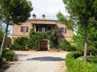 Le Manzinaie Main property - Le Manzinaie - Charming Accommodations with Pool - Siena - rentals
