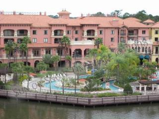 Exterior - Wyndham Bonnet Creek, inside Disney gates! - Lake Buena Vista - rentals