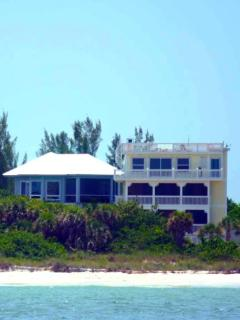 The home is on the preferred Gulf of Mexico side of the Island 300 feet from the beach