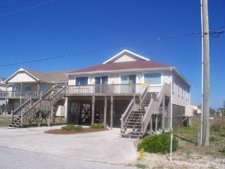 Almost Oceanfront, Second Row, Save up to $100!!! - Surf City vacation rentals