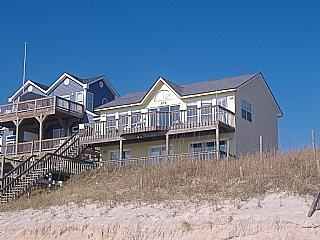 Just Beachin' It, 304 S. Shore Dr., Surf City  ~ SAVE UP TO $130 WITH FALL SPECIAL!
