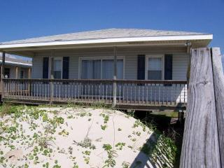 The Choice - Superb Oceanfront View, Traditional Cottage, Simple & Serene, Perfect Location, Surf City
