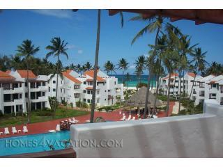 Ocean Front Resort - Nice Condo rental Right on the Beach of Punta Cana - Punta Cana - rentals