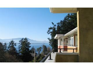 Exclusive 2 Bedroom Oceanview Condominium, Salt Spring Island