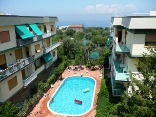 Casa Nausicaa seaview apart. with pool in Sorrento - Sorrento vacation rentals