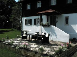Romantic holiday home in Upper Bavaria near Munich, Weilheim