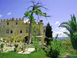 Apartment Rental in Tuscany, San Polo - Tenuta Santa Caterina - Sante, Strada in Chianti