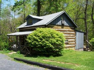 Authentic Civil War Cabin in Blue Ridge Mountains, Charlottesville