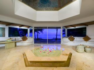 Spectacular Beachfront Luxury villa Zacil Na - Puerto Aventuras vacation rentals