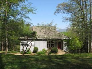 Afton Cottage in April