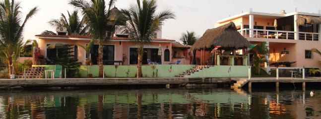 Entire Villa from water