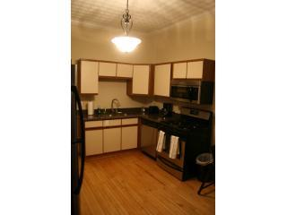 Eat In Kitchen:  Brand new stainless appliances