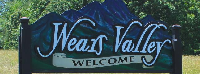 Welcome to Wears Valley, TN