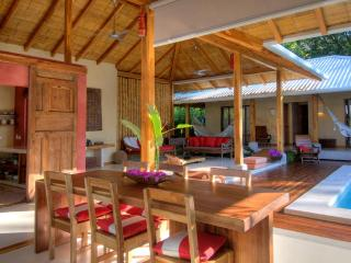 Batik Blue new luxury beach villa in Playa Hermosa, Santa Teresa