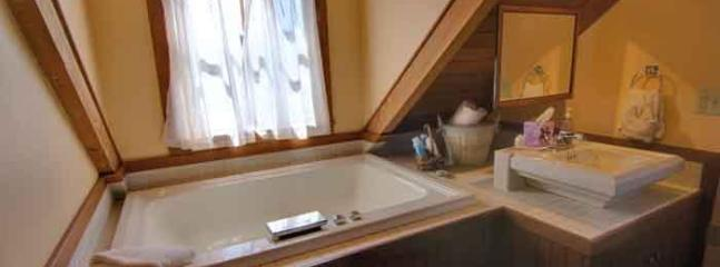 Day Dream Farm - Soaking Tub for TWO in master bedroom