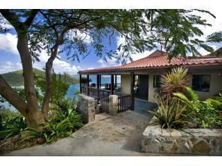 Into The Mystic Villa  Views!! Views!! Views!!, Coral Bay