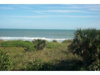 Ocean front!  August special.  $95/night, Cape Canaveral