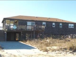WPM %35065 Mullin is located right across the street from the beach in Kitty Hawk