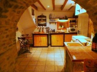 Stone cottage historic village with stunning views, Carcassonne