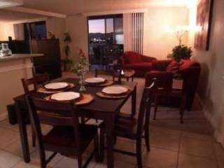 All Corporate units have full Dining room & Living room