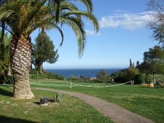 Cote D'Azur, Riviera apartment with sea view, Agay