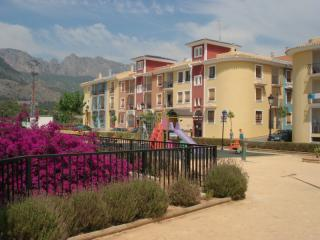 Well-appointed apartment in the Spanish mountains., Alicante