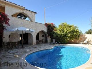 Lovely House with 3 Bedroom & 1 Bathroom in Paphos (Villa 464), Neo corion
