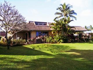 Polynesian Beauty! Free WiFi and reserved parking, Princeville