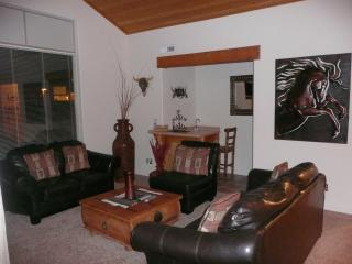 Family room & Wet bar