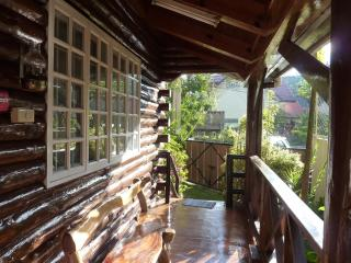 Luxurious Mountain Log Cabin in Baguo City, Baguio