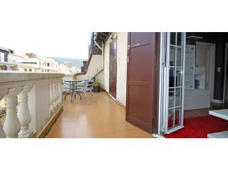 Kubos | Next to Zurriola beach, terrace, Wifi - Basque vacation rentals