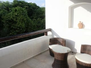 Relax on the secluded Master Bedroom Terrace