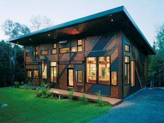 Amazing Sculptural Cottage Val-David, Quebec, Val David