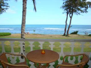 Islander on the Beach # 251: A Beachfront Condotel, Kapaa