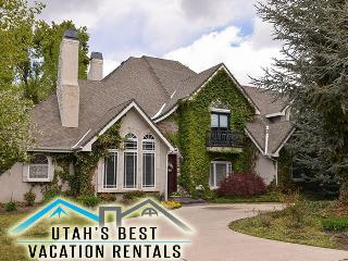 Lxry Creekside Estate & Gsthse Near Mtns+Spa+Yard, Salt Lake City
