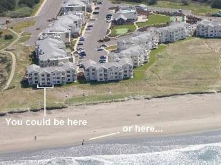 #813 - Prime Oceanfront Bldg 8 Ground Floor Beach Walk Out, Westport