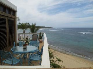 Shacks / Jobos Beach, Two Ocean Front Villas in Is, Isabela