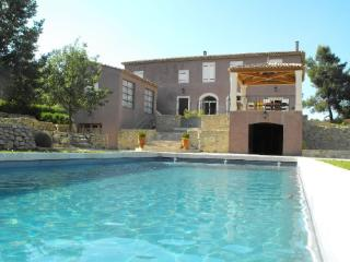 Amazing Rognes Holiday Rental with a Pool, 6 Bedroom Villa