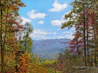 Amazing Views of the Great Smoky Mountains - 60' HD TV With Bose Sound System, Gatlinburg
