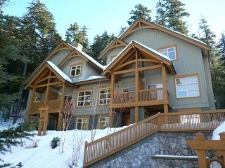 Whistler Ski In/out Luxury Townhome private h/tub
