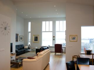 Beautiful and Luxurious Oceanfront Apartment, Reykjavik