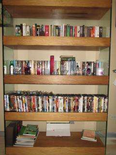 Various Books and DvD's
