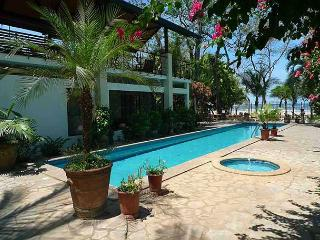 Hacienda style beachfront home with a touch of class - Tamarindo vacation rentals